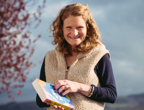 Local author writes taboo-busting guide for new mums
