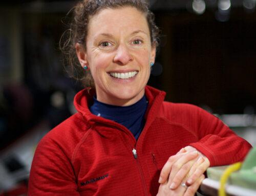 Kelda Wood MBE to take on triathlon challenge