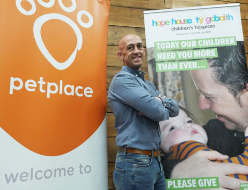 Hope House and Tŷ Gobaith team up with Petplace for huge Summer Bumper Raffle