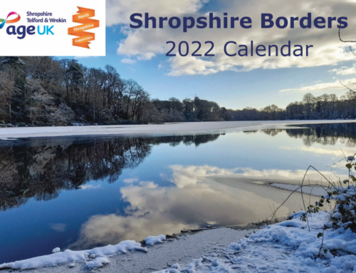 Local photographers feature in Shropshire Charity Calendar