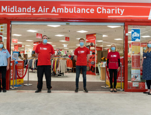Shop Local and Save Lives in Shropshire