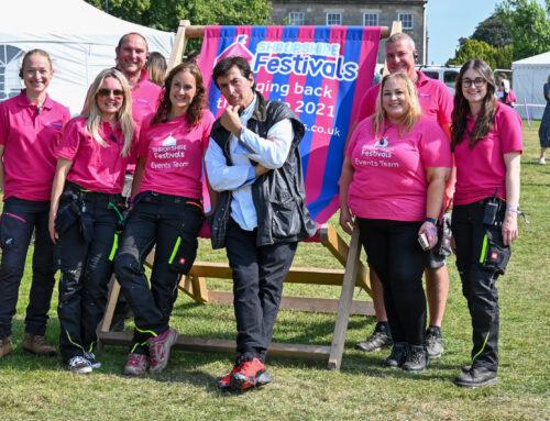 Shropshire Festivals Celebrate the Return of Events